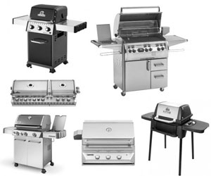 brand name barbecues and bbq parts langley