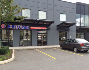 Barbecues and Parts Surrey. Minutes away from Cloverdale, Langley and White Rock.