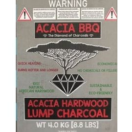 Acacia Barbecue Charcoal 4kg (8.8 LBS)