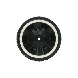 Wheel 7in With Grey Trim Ring