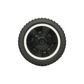 Wheel 8 Grey Wall