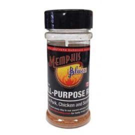 BBQ Sauce - 15317 - MEMPHIS BLUES ALL-PURPOSE RUB
