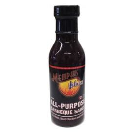 BBQ Sauce - 15319 - MEMPHIS BLUES ALL-PURPOSE BARBECUE SAUCE