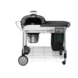 Weber - 15501001 - 22.5in Performer Deluxe (Black)