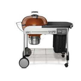 Weber - 15502001 - 22.5in Performer Deluxe (Copper)