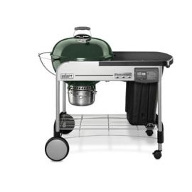 Weber - 15503001 - 22.5in Performer Deluxe (Green)