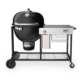 Summit Kamado S6 Grill Center