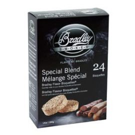 Bradley Special Blend Bisquettes 24-Pack - BTSB24