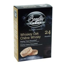 Bradley Whiskey Oak Special Edition 24-Pack - BTWOSE24