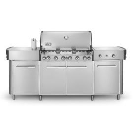 291001 - Weber - Summit Grill Center (S/S)