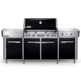 Summit Grill Center (Black) LP
