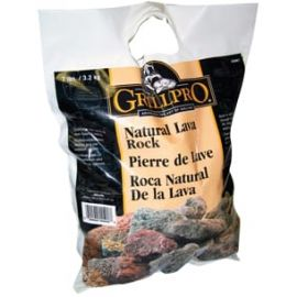 Grill Pro - 45887 - Lava Rock (7Lb Bag)