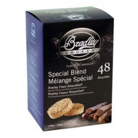 Bradley Special Blend Bisquettes 48-Pack - BTSB48