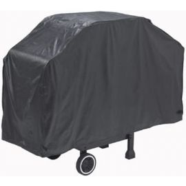 Barbecue Genius -  50568 - GRILL COVER 68in VINYL W/FELT BACKING
