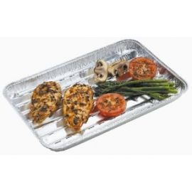Grill Pro Accessories - 50426 - Aluminum Foil Grilling Trays