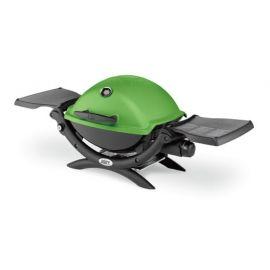 Weber - 51070001 - Q1200 GAS GRILL Green