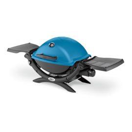 Weber - 51080001 - Q1200 GAS GRILL Blue