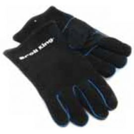 Broil King - 60528 - Leather Grilling Gloves