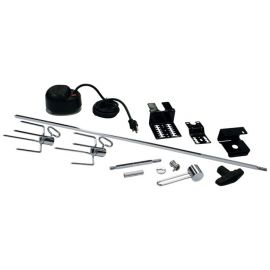 Barbecue Genius - 66009 - Rotisserie Kit