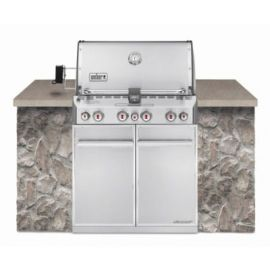 Weber - 7160001 - SUMMIT BUILT-IN S-460 S/S