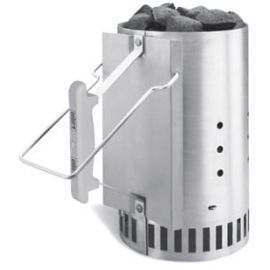 Weber Accessories - 7416 - RAPIDFIRE CHIMNEY STARTER (LARGE)