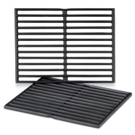 65934 - Weber Accessories - Cooking Grates Cast Iron (Pair)