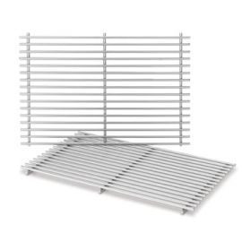 7639, Weber, Cooking Grills Stainless Steel Rod Pair 15.3125x11.8125