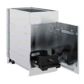 Tank/Side Burner Cabinet (Stainless Steel)