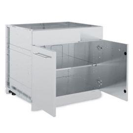 2 Door Cabinet (Stainless Steel)