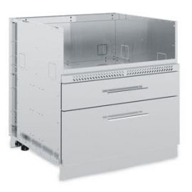 4 Burner Cabinet (Stainless Steel)