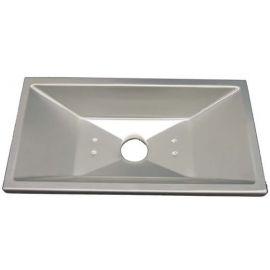 Weber, 85897, Drip Tray Aluminum