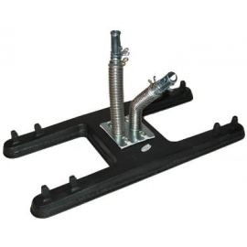 Grill Pro - 90760 - Burner H Small Cast Iron Universal