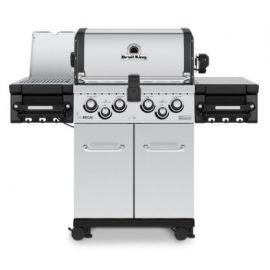 Regal S490 Pro IR S/B 9MM S/S Cooking Grids