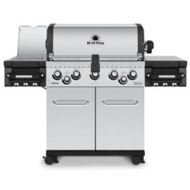 Regal S590 Pro IR S/B 9MM S/S Cooking Grids