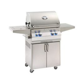 Aurora Grill, A430s with sideburner