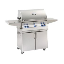 Aurora Grill, A540s with sideburner