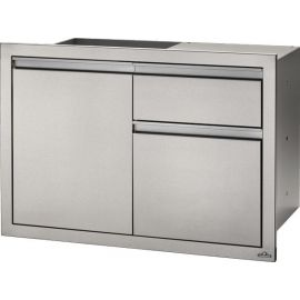 36in x 24in Single Door & Standard Drawer