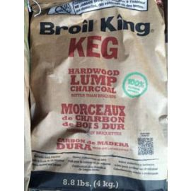 KA-TCF5505 - Broil King Keg (True-Cue) Hardwood Lump Charcoal 8.8lb bag