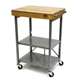 BTKITCART Bradley Foldable Kitchen Table