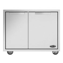 DCS - CAD1-30 - 30in CAD Grill Cart with access drawers