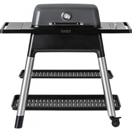 Force - 2 Burner Gas BBQ - Graphite