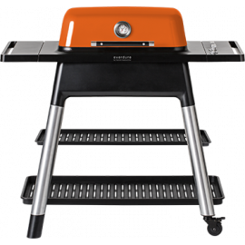 Force - 2 Burner Gas BBQ - Orange