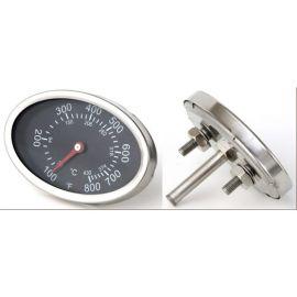 Heat indicator Oval Short Stud