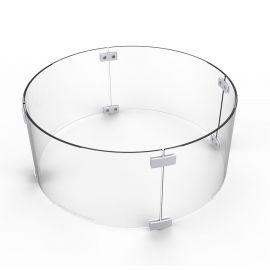 Paramount Round Glass Windguard
