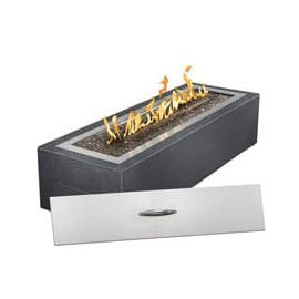 NAPOLEON - GPFL48MHP-P - OUTDOOR LINEAR PATIO FLAME W/GLASS EMBER BED