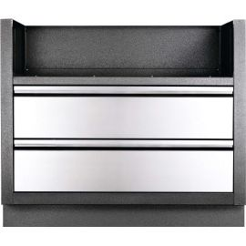 Napoleon Under Grill For 38inch Built-In Grill - Carbon Color