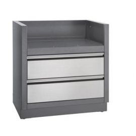 OASIS Under Grill Cabinet for Built-in Prestige PRO 500 or Prestige 500