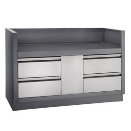 Napoleon OASIS Under Grill Cabinet for Built-in Prestige PRO 825