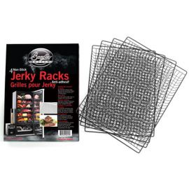 Bradley Set of 4 Non-Stick Jerky Racks - BTJERKYRACK