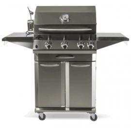 Lux 550 Pedestal BBQ